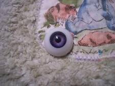 ~EyEcO EyEs PoLyGLaSs Eyes A044 DaRk BLuE HaZeL 24MM~ REBORN DOLL SUPPLIES