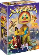 HR Pufnstuf Complete Series Collectors Edition Puff n Stuff Box Set + Bobblehead