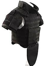 Full Body Armor Plate Carrier Vest 3A MOLLE Kevlar included