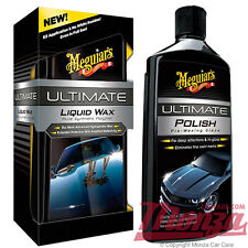 **NEW 2016** Meguiars Ultimate Complete Car Polish & Wax Kit **FREE APP KIT**