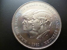 1981 CROWN COIN THE ROYAL WEDDING OF PRINCE CHARLES & LADY DIANA SPENCER