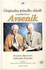 Oberkrainer occupazione voti: Avsenik ORIGINALE modifiche 10 per quintetto