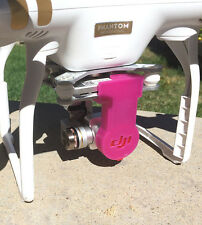 DJI Phantom 3 Natural to RED Gimbal Lock UV Color Changing