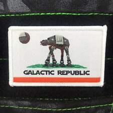 Tactical Outfitters - CALIFORNIA GALACTIC REPUBLIC MORALE PATCH - Star Wars
