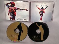CD MICHAEL JACKSON This Is It NEAR MINT CANADA