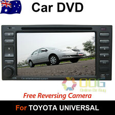 "6.2"" Car DVD GPS Navi For Toyota RAV4 Landcruiser PRADO Camry MR2 HIACE HILUX"