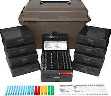 MTM ACC9 Ammo Can Combo (Holds 1000 Rounds) ( store bullets 9mm dry storage new)