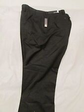 "Men's ""Apt 9"" Black, B & T, 46 x 30, Modern Fit, Straight Leg, Dress Pants"