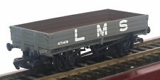 Mainline Rlys 3 plank wagon LMS grey suit Triang/Hornby/Bachmann/Branchline