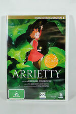 Arrietty Special Edition - Region4 DVD - BRAND NEW