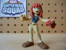 Marvel Super Hero Squad ULTRA RARE MARY JANE WATSON MJ Never Released in USA