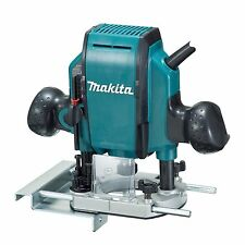 Makita PLUNGE ROUTER 900W, Easy-To-Operate Lock Lever RP0900X1 Japan Brand