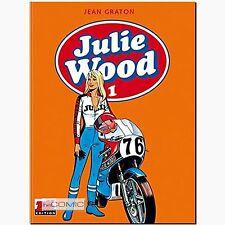 Julie Wood Gesamtausgabe 1 RENNFAHRER Graton Michel Vaillant Motorrad ZACK NEU