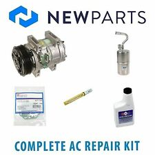 Volvo C70 S70 V70 Complete AC A/C Repair Kit With NEW Compressor & Clutch