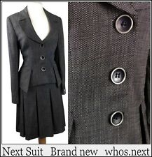 23 NEXT 14 BNWT Gorgeous  vintage style skirt suit ladies work business New eu42