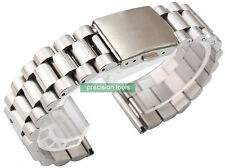 20mm Straight End Stainless Steel President Replacement Bracelet For skx013 4205