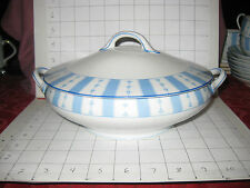 """Noritake """" THE YALE """"  Round Covered Vegetable Bowl Soup Tureen Nippon Handpaint"""