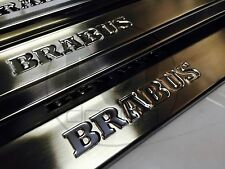 BRABUS Door Sill Panels with LED for Mercedes Benz E-Class W210 HQ SE