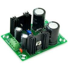 Power Supply Board Kit, PCB, Based on LM317 & LM337 IC