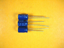 Sprague -  515D -  Capacitor 100UF 50V (Lot of 3)