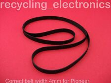 Pioneer PL-Z81,PL-Z82,PL-Z83,PL-Z85 Turntable Drive Belt  for Fits Record Player