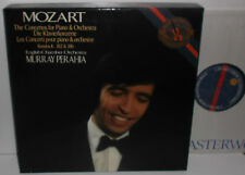 CBS M13 42055 Mozart Piano Concertos Murray Perahia English Chamber Orch 13LP