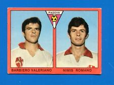 CALCIATORI Mira 1967-68 - Figurina-Sticker - BARBIERO-NIMIS - PADOVA -New
