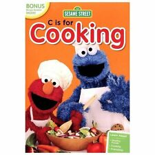 Sesame Street: C Is for Cooking (DVD, 2013)