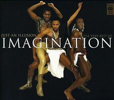 Just An Illusion: The Best Of by Imagination (CD, 2006) [2 Discs] greatest hits