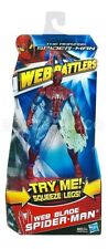 "THE AMAZING SPIDER-MAN TOILE BATTLERS TOURNANT LAME 6"" FIGURINE"