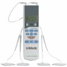 truMedic TENS Unit Electronic Pulse Massager, New, Free Shipping