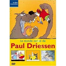 Animation World of Paul Driessen NEW PAL Arthouse DVD