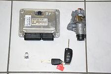 Audi A4 S4 B7 DME Motorsteuergerät Steuergerät Schlüssel Control ECU 8E2910560 C