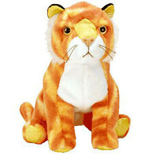 TY Beanie Baby - THE TIGER Chinese Zodiac (5 inch) - MWMT's Stuffed Animal Toy