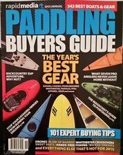 PADDLING BUYERS GUIDE Kayak Canoe Paddle Boats SUP Gear drone 2015 FREE SHIPPING