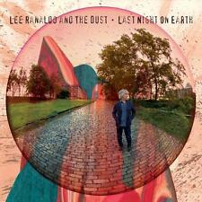 LEE RANALDO AND THE DUST Last Night On Earth 2013 UK 2LP SEALED/NEW Sonic Youth