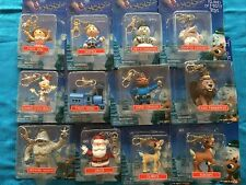 Rudolph and the Island of Misfit Toys Clip-on Figure set of 12