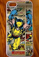 New IPhone 5/5s cover/case, cool retro design, Wolverine, X-men, marvel, comic