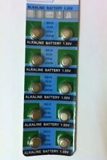 AG13 x20 Button Cell Batteries A76 LR44 357 SR44 GPA76