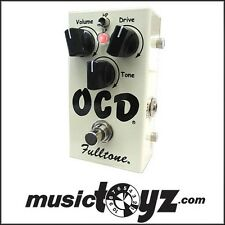 Fulltone OCD Overdrive Guitar Pedal, NEW, Auth Dealer, Free Gift, Free US48 Ship