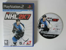 NHL 2K7 - PLAYSTATION 2 - JEU PS2