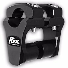 BLACK ROX SPEED FX CAN AM RENEGADE 2 INCH PIVOTING RISER 1-1/8 BAR 1-1/8 STEM