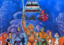 POSTER HE MAN AND THE MASTERS OF THE UNIVERSE GRANDE 11
