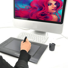 "Huion H610 10""x6"" Art Graphics Drawing Pen Tablet With Pen for Windows Mac OS"