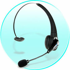 Comfortable Bluetooth Headset with High Response Boom Mic