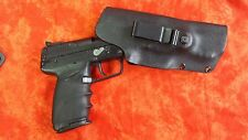 HOLSTER IWB INSIDE WAIST BAND BLACK KYDEX FN 5.7 MK2 FIVE SEVEN FN HERSTAL