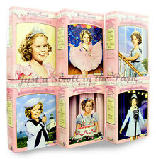 Shirley Temple America's Sweetheart Complete Series Vol 1 2 3 4 5 6 DVD Box Sets