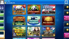 OVER 50 BILLION GSN CASINO TOKENS - ACCOUNT FOR SALE