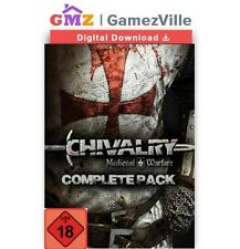 Chivalry: Complete Pack Steam Gift PC Game Digital Download Link [EU/US/MULTI]