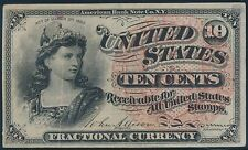 Fr1258 10¢ 4Th Issue Fractional Currency (Xf-Au) Br5582